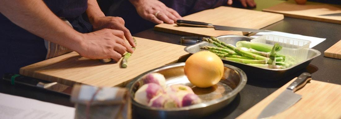 Cours de cuisine v g talienne et formation aux techniques - Formation chef de cuisine ...